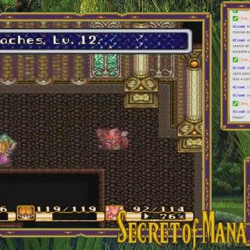 Secret of Mana - Defensive Magic Only Run - Stream 01 - Part 8