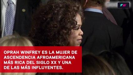 #TogetherWeTriumph -  Oprah Winfney, un Oscar y más logros.