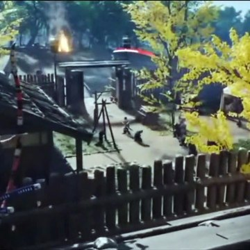Ghost of Tsushima Old Trading Post Mission