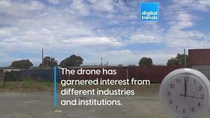 Power Lifting Drone