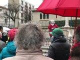 Un collectif d'habitants proteste contre les incivilités à Côte-Chaude - Reportage TL7 - TL7, Télévision loire 7