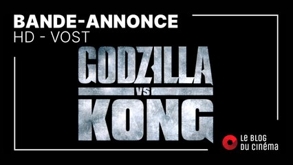 Godzilla vs Kong : bande-annonce [HD-VOST]