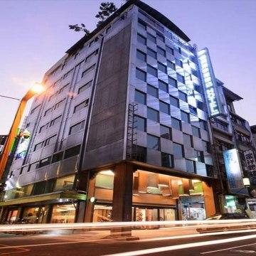 Review Kiwi Express Hotel - Chenggong Rd