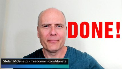WHY I QUIT POLITICS! Stefan Molyneux Freedomain Livestream