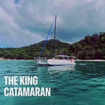 The King Catamaran Costa Rica