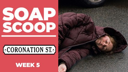 Coronation Street Soap Scoop! Summer's car accident horror