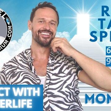 Talk2Spirits Episode 7 with supernatural expert Raphaël Pathé aka RAPHAEL THE WORLDS MEDIUM
