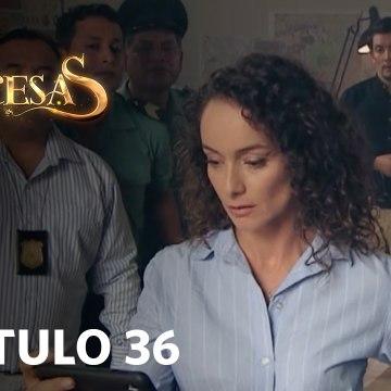 Princesas: Tony siente celos y se pelea con un oficial por Fiorella