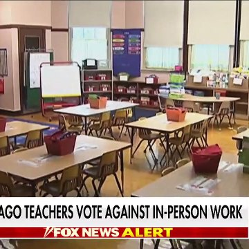 Teachers in this city voted against in-person work