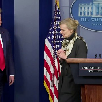 Dr. Deborah Birx Shares Behind the Scenes at White House