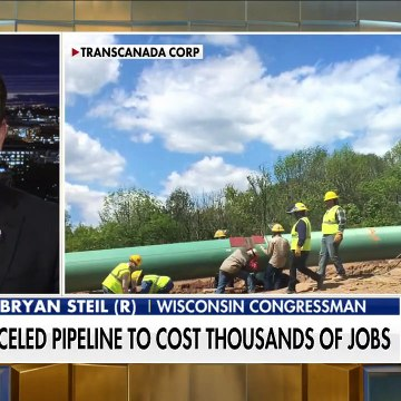 GOP lawmaker calls on Biden to reverse Keystone Pipeline decision