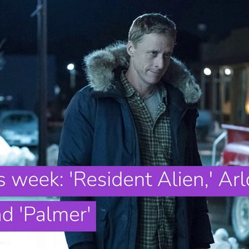 New this week: 'Resident Alien,' Arlo Parks & 'Palmer', and other top stories in entertainment from January 26, 2021.