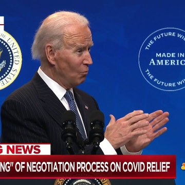 Biden Says All Americans Can Get Covid Vaccine By 'This Spring'