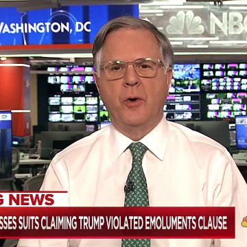 Supreme Court Tosses Lawsuits Claiming Trump Violated Emoluments Clause