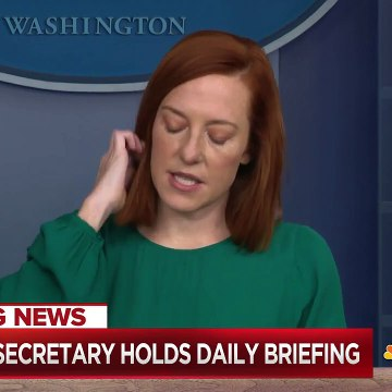 White House Announces Ongoing 'Science-Led' Covid Briefings Starting Wednesday