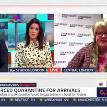 Therese Coffey walks out of Piers Morgan interview