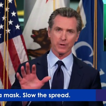 Newsom cancels California's COVID-19 stay-at-home orders