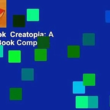 Full E-book  Creatopia: A Coloring Book Complete