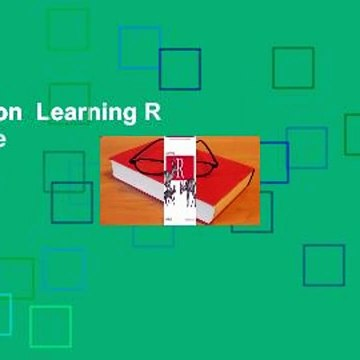 Full version  Learning R  For Kindle