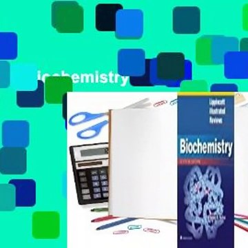 Full version  Biochemistry  For Kindle