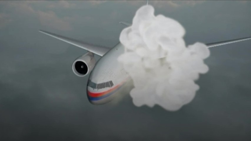 What happened to flight MH17?