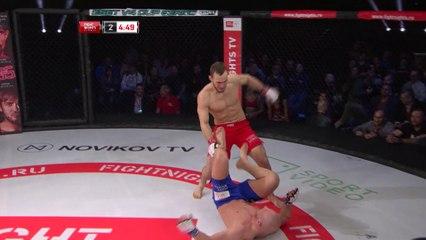 FILIP TOMCZAK (POLAND) VS JOZEF WITTNER (SLOVAKIA)   MMA FIGHT FULL HD, FRANCE