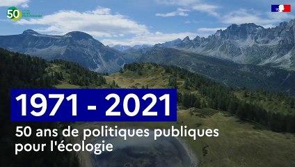 Le ministère de la Transition écologique fête ses 50 ans !