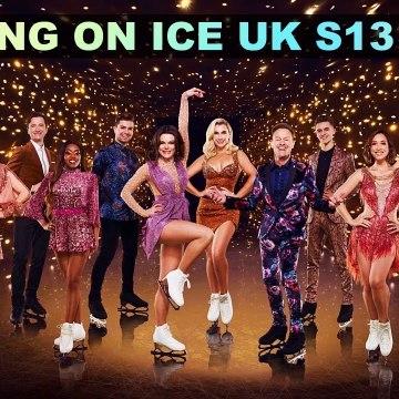 DANCING ON ICE S13E02P2 (2021)