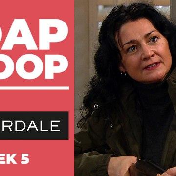 Emmerdale Soap Scoop! Moira seeks revenge