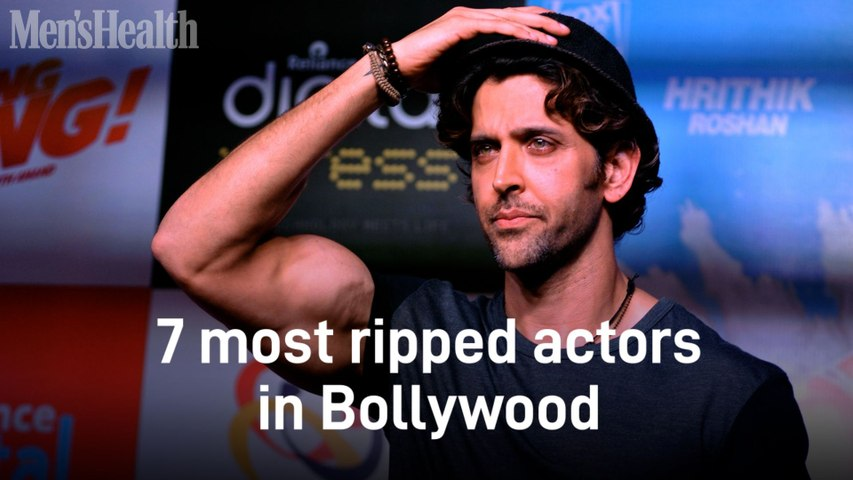 7 most ripped actors in Bollywood