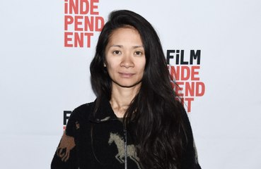 Chloé Zhao makes history at Palm Springs International Film Awards