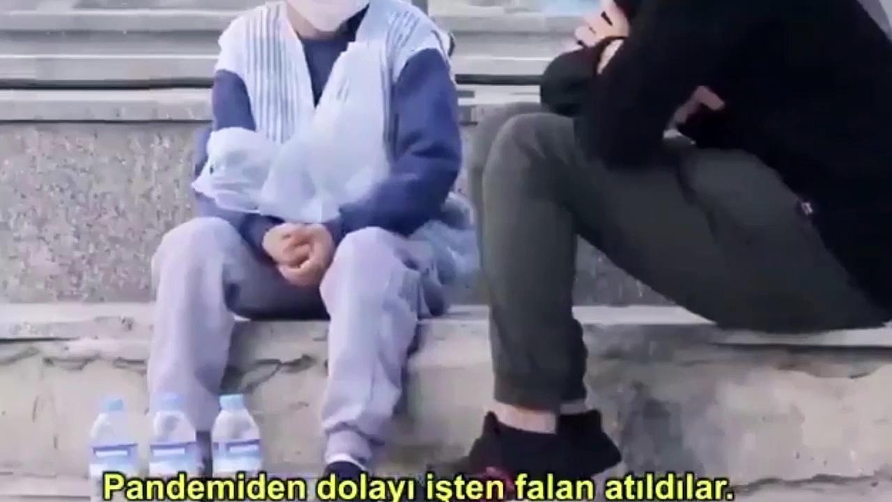 'Bağcılar'da su satan çocuk' videosu kurgu çıktı; YouTuber hakkında yasal işlem başlatılacak