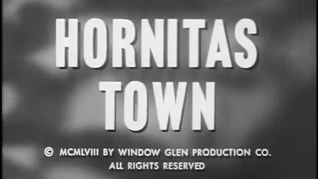 THE RESTLESS GUN - HORNITAS TOWN