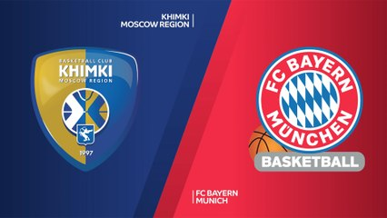 EuroLeague 2020-21 Highlights Regular Season Round 22 video: Khimki 93-95 Bayern