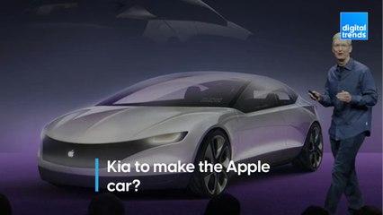 Is Kia building the Apple car?