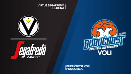 7Days EuroCup Highlights Top 16, Round 3: Virtus 87-65 Buducnost