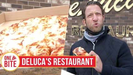 Barstool Pizza Review - Deluca's Restaurant (Lansing, MI)