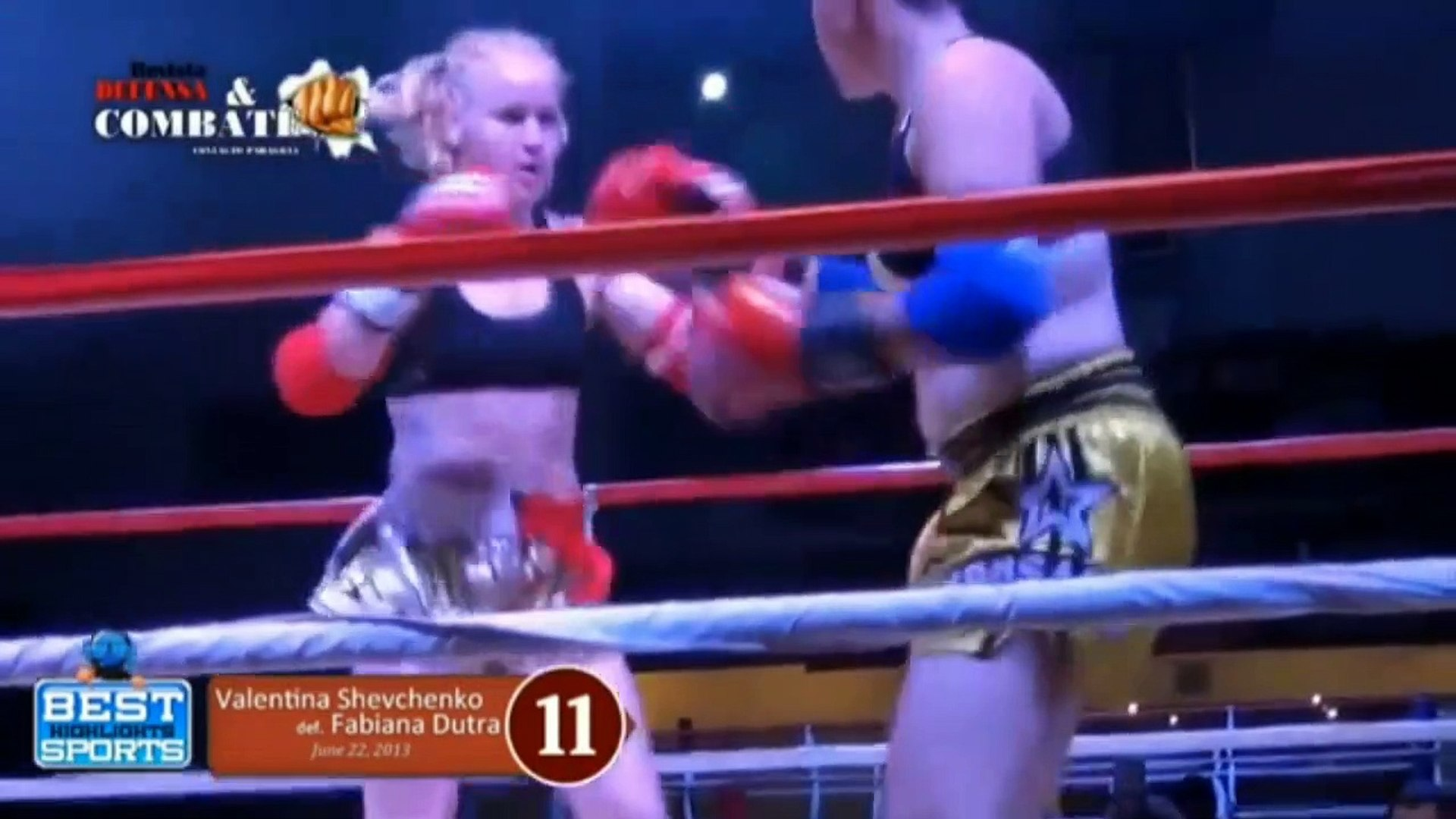 Top 20 Greatest Female MMA Knockout Fights - MMA