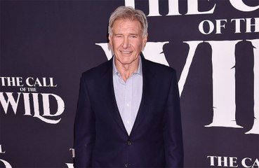 Harrison Ford receives first dose of COVID vaccine