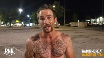 Convict Wants To Fight A Cop at RNR 9