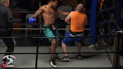 Man Becomes Legend In The Ring After Inventing New Boxing Technique – RNR 1
