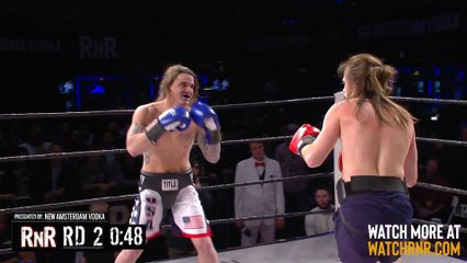 Repo Man Fights Long Haired Lunatic – RNR 7