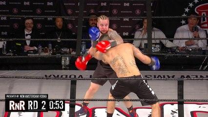 Best Fights: Corey Vaughter vs Mark Zamora