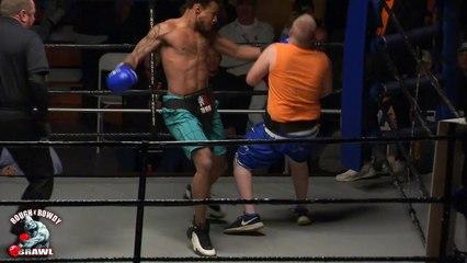Best Fights: Zachary Hanson vs Antonio Shelton