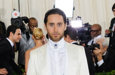 Jared Leto recalls coming out to 'apocalypse' after silent retreat