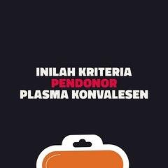 Motiongrafis : Inilah  Kriteria Pendonor Plasma Konvalesen