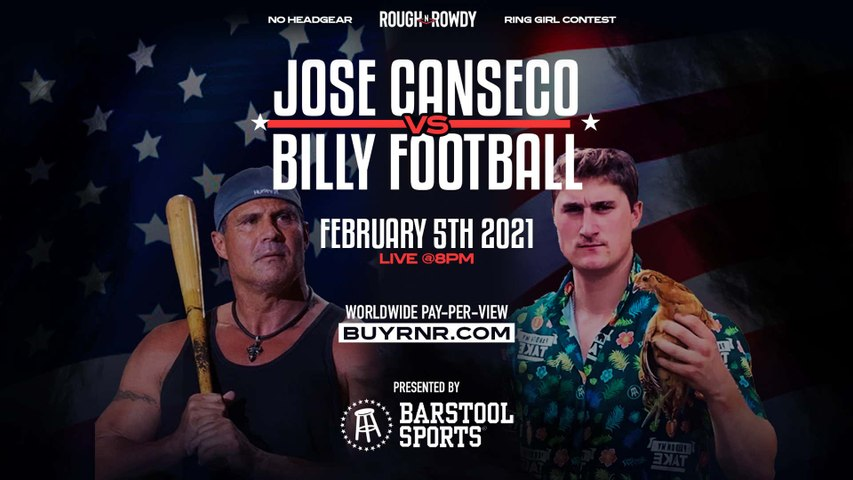RNR 13: Jose Canseco vs. Billy Football