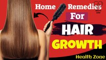 Remedies for hair growth   8 Proven Best Home Remedies For Hair Growth   Health Zone