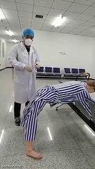 Test anal pour dépister le coronavirus (Chine)