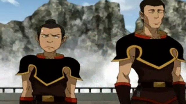 The Last Airbender Season 3 Episode 15 The Boiling Rock, Part 2
